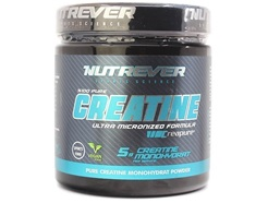 Nutrever Pure Creatine Monohydrat Powder 250 Gr