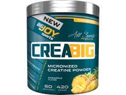 Big Joy Sports Creabig Powder 420 Gr