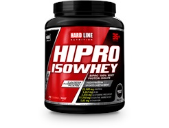 Hardline Hipro Whey Isolate 908 Gr