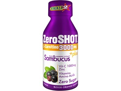 Zeroshot Orange 3000mg + Plus Sambucus 60ml 1 Adet