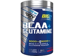 Big Joy Bcaa Glutamine 600 Gr
