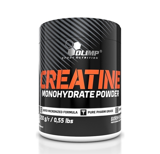 Olimp Creatine Monoydrate Powder 250 Gr