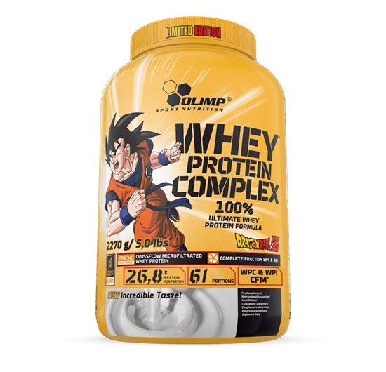 Olimp Whey Complex Dragon Double Çikolata 2270 Gr