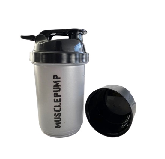 Muscle Pump Shaker 500 Ml + Saklama Haznesi