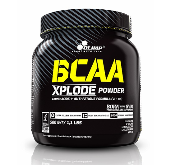Olimp BCAA Xplode Powder Cola 500 Gr